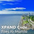 XPAND Code flies to Mania, Philippines!