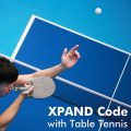 XPAND Code with Japan Table Tennis League!